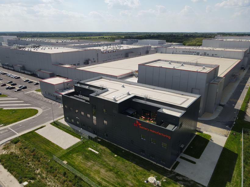 SK创新股东批准10月成立电池子公司 为分拆上市铺路