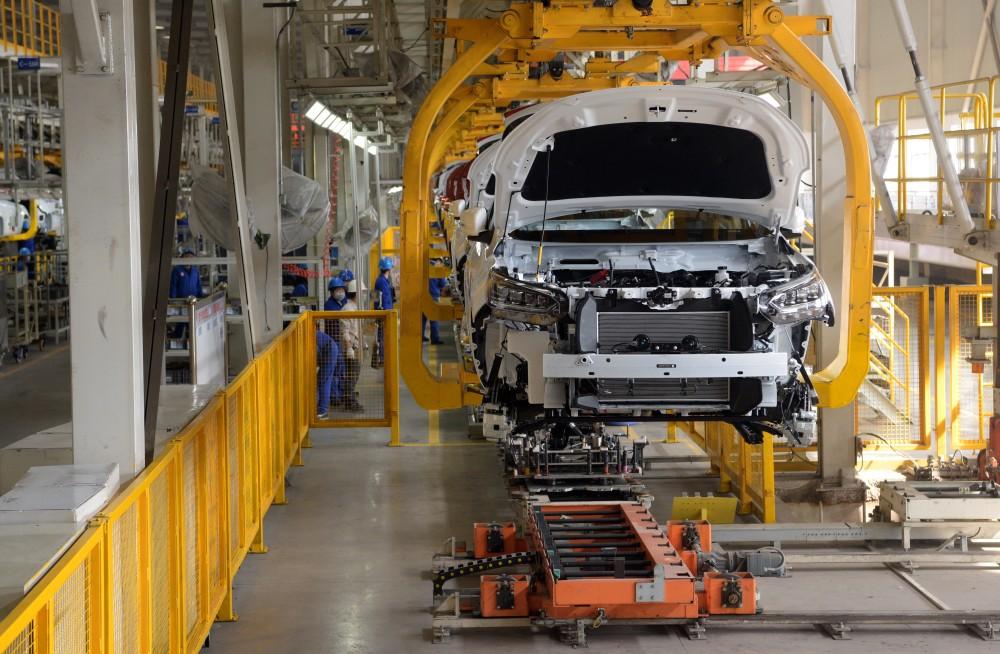 新能源汽车,动力电池,电动汽车
