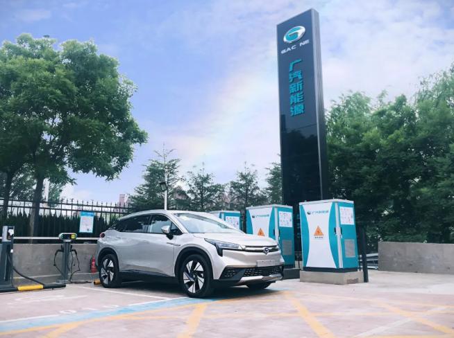 广汽埃安新能源车前9月销量同比翻倍 预计今年销量超10万辆