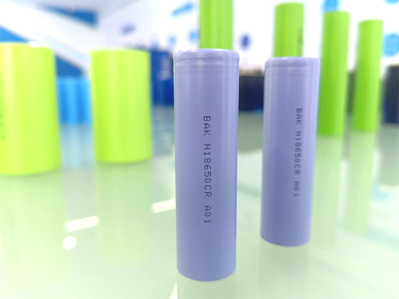 比克电池发布18650-3500mAh电芯 年内两次突破容量极限